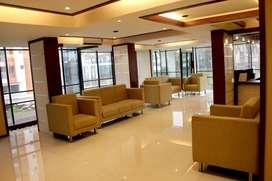 1435 Sq.ft 3 BHK spacious apartments in Aluva
