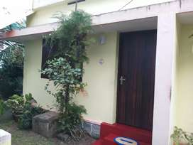 Ground floor house in kalamassery.