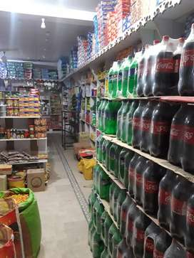 good running karyana cash and carry type business for sale in main l