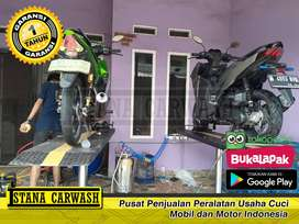 Hidrolik Motor Usaha Cuci Steam Carwash Hidrolik Motor Mobil