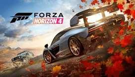 Forza Horizon 4 Game PC/LAPTOP