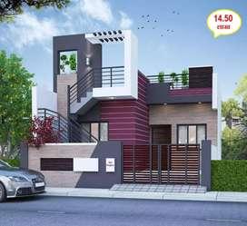 2bhk singlex house near by vidhansabha road bhurkoni raipur