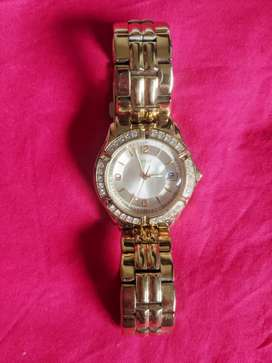 Sparkling Guess Watch