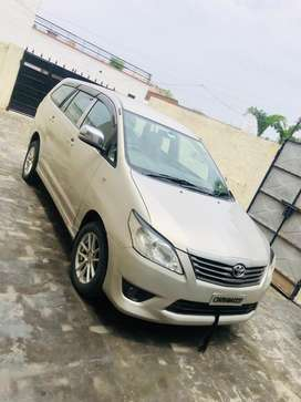 Toyota Innova Diesel Well Maintained
