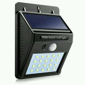 Lampu Solar Sensor Gerak Outdoor 20 LED 460 Lumens Weatherproof