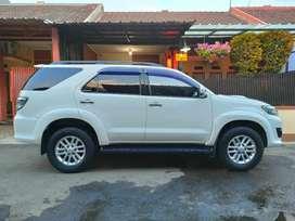 Promo Kredit/Cash! Toyota Fortuner G VNT 2.5 Matic Diesel 2014/2013