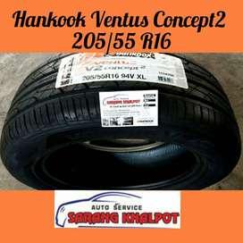 PROMO BAN 205/55R16 HANKOOK VENTUS CONCEPT mobil Mercy Civic BMW Altis