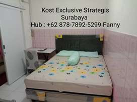 Kost Kos Exclusive Syariah Pasutri Keluarga Single Tunjungan Tidar