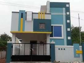 Villa sale near Thiruvallur Taluk office just 5km
