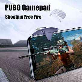 PUBG Mobile Triggers button Available