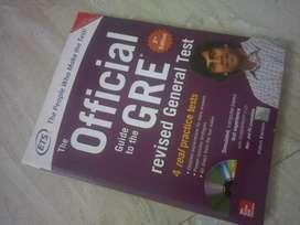 Gre books to prepare for GRE exam