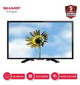 "TV LED Sharp 24"""