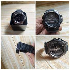 G-Shock analog digital