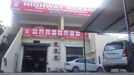 FIRST FLOOR available for LEASE in KUNDALI on HIGHWAY NH 44 (GT ROAD)