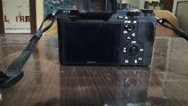 Sony Camera a7 ii with 24-240 lense