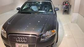 I am Saeling Audi A4 convertable in lush condition