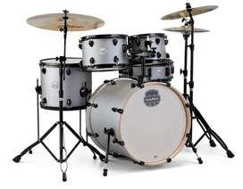 Drumset 5 PC with Stands and Cymbals GOOD CONDITION
