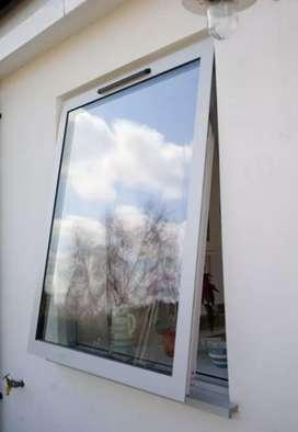 Jasa pemasangan pintu jendela aluminium