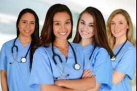 Huge hiring for STAFF NURSES