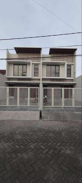 Rumah Baru Gres Pondok Candra Jalan Durian Mewah