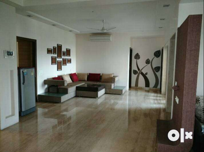 3 BHK FULLY FURNISHED FLAT 60K FOR RENT IN CIVIL LINES PRIME LOCATION