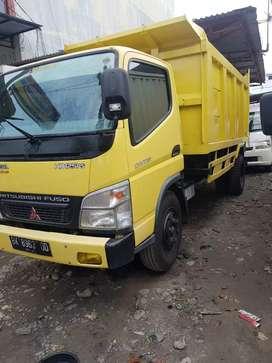 Mitsubishi canter 125 hd FE 74 Dump trcuk.