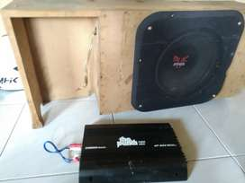 Subwoofer The Punch + Power audio