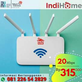 Wifi Indihome promo unlimited murah