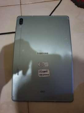 Dicari Samsung Tab S6 Mati total
