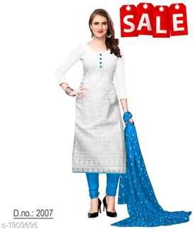 Women Cotton Women's long kurta set New( free delivery) All India