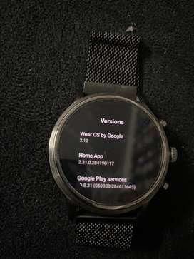 Fossil Gen 5 Latest Smartwatch