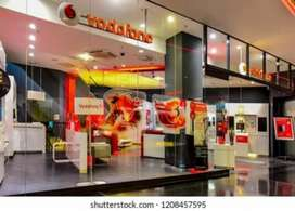 Urgent Requirement For Customer Care Ex/Back Office Post In Vodafone