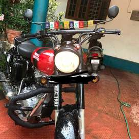 2017 December Royal Enfield Classic