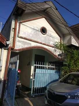 Rumah kampung ngagel dadi surabaya pusat harga hancur