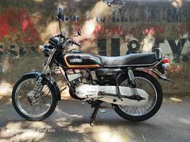 Yamaha Rx100 in Stock Company Condition