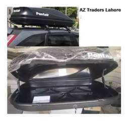 Brand New Car Jeep Roof Rack Storage Box Small 52 Inch x 32 Inch ABS