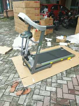 New treadmil elektrik ready stok seri288 total