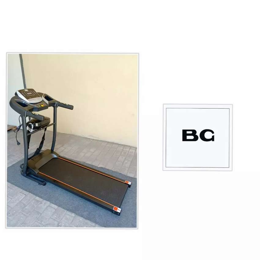 Treadmill Elektrik Series Verona Massanger ( BG Homeshopping ) 0