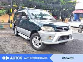 [OLX Autos] Daihatsu Taruna 2000 CSX 1.5 Bensin MT Hijau Metalik #Liaz