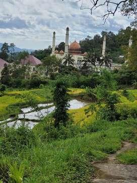 Dijual Cepat Tanah Sebelah Islamic Centre Padang Panjang