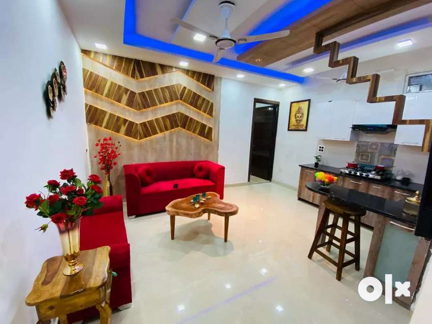 3bhk and 3 washroom  luxury flat in noida extension