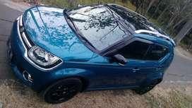 Suzuki Ignis GX at 2017 new look murmer bgt