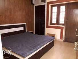 Fully furnished 2 BHK flat for rent near I T park