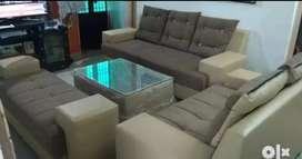 Very Good Condition brad new sofa set