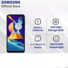 PROMO Samsung M11 3/32 5000Mah BNIB grs resmi SEIN 1th cod Bdg kota