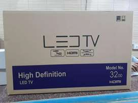 DABSE SASTA NEW LED TV 32INCHES WITH 3YEAR WARRANTY HOME DELIVERY FREE