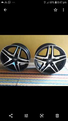"15""inch Alloy wheel 5 hole"