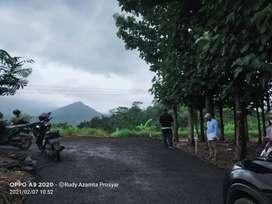 tanah di bogor timur Jati Indah Transyogi pinggir jalan raya