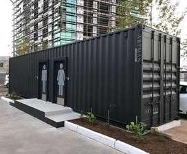 Toilet Kontainer 20 feet Modifikasi Surabaya