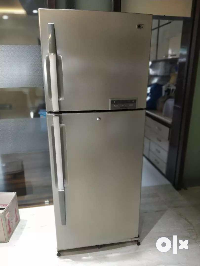 LG Fridge Double Door 350Litre 0